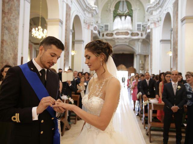 Il matrimonio di Fabiola e Edoardo a Pergo di Cortona, Arezzo 19