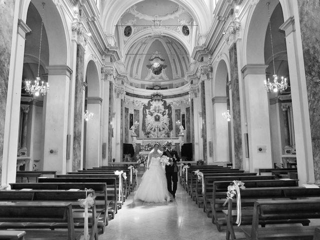 Il matrimonio di Fabiola e Edoardo a Pergo di Cortona, Arezzo 24