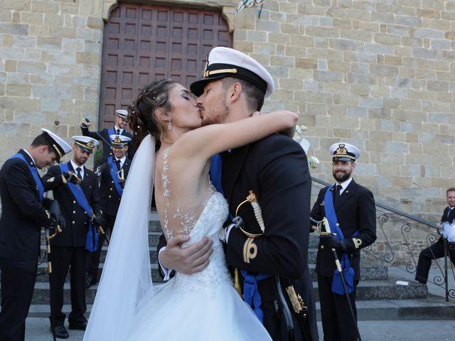 Il matrimonio di Fabiola e Edoardo a Pergo di Cortona, Arezzo 25