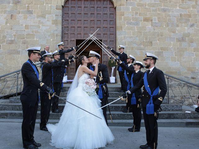 Il matrimonio di Fabiola e Edoardo a Pergo di Cortona, Arezzo 26