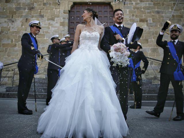 Il matrimonio di Fabiola e Edoardo a Pergo di Cortona, Arezzo 27