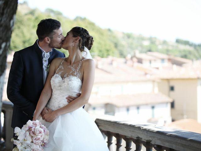 Il matrimonio di Fabiola e Edoardo a Pergo di Cortona, Arezzo 29