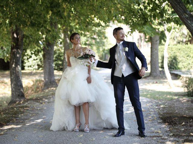 Il matrimonio di Fabiola e Edoardo a Pergo di Cortona, Arezzo 33