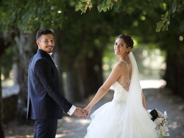 Il matrimonio di Fabiola e Edoardo a Pergo di Cortona, Arezzo 34