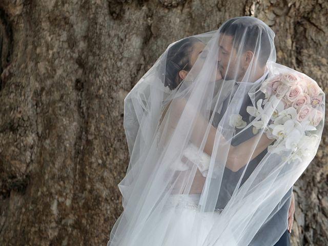 Il matrimonio di Fabiola e Edoardo a Pergo di Cortona, Arezzo 1