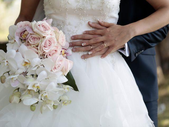 Il matrimonio di Fabiola e Edoardo a Pergo di Cortona, Arezzo 37