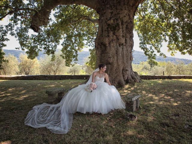 Il matrimonio di Fabiola e Edoardo a Pergo di Cortona, Arezzo 40