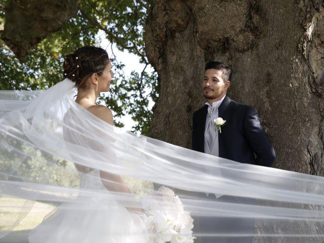 Il matrimonio di Fabiola e Edoardo a Pergo di Cortona, Arezzo 41