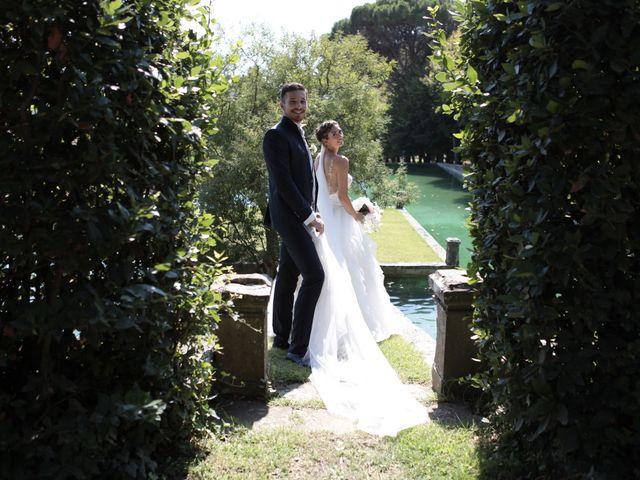 Il matrimonio di Fabiola e Edoardo a Pergo di Cortona, Arezzo 42