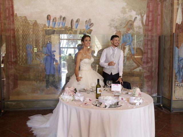 Il matrimonio di Fabiola e Edoardo a Pergo di Cortona, Arezzo 45
