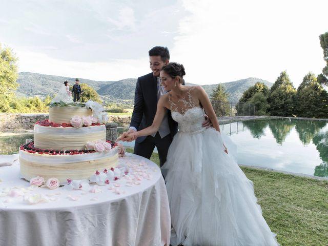Il matrimonio di Fabiola e Edoardo a Pergo di Cortona, Arezzo 47