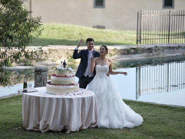 Il matrimonio di Fabiola e Edoardo a Pergo di Cortona, Arezzo 49