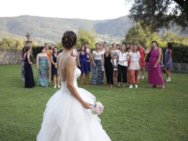 Il matrimonio di Fabiola e Edoardo a Pergo di Cortona, Arezzo 51