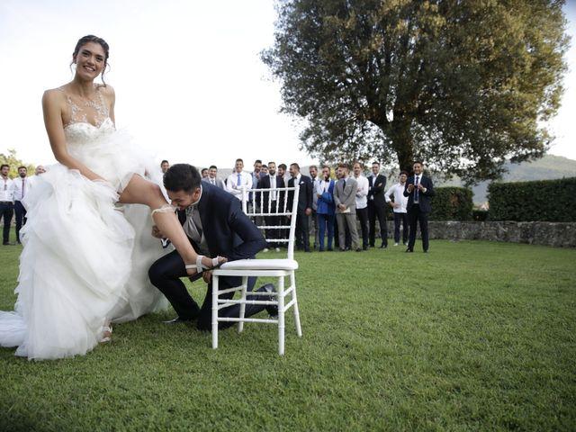 Il matrimonio di Fabiola e Edoardo a Pergo di Cortona, Arezzo 52