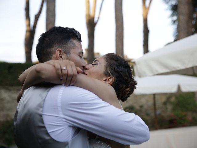 Il matrimonio di Fabiola e Edoardo a Pergo di Cortona, Arezzo 55