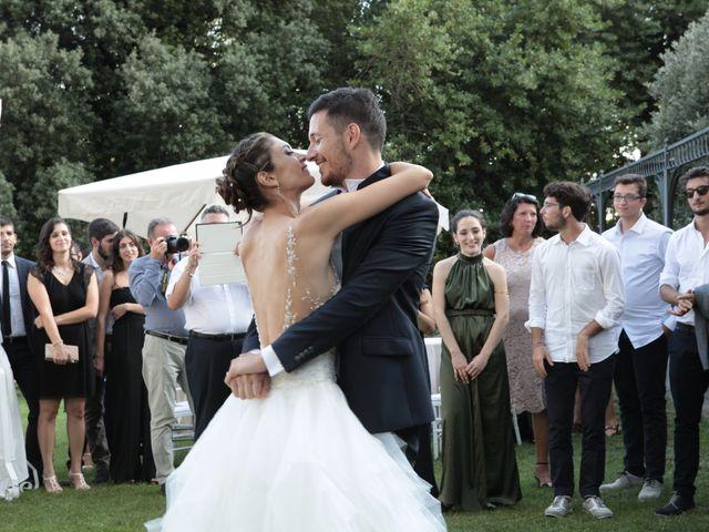 Il matrimonio di Fabiola e Edoardo a Pergo di Cortona, Arezzo 57