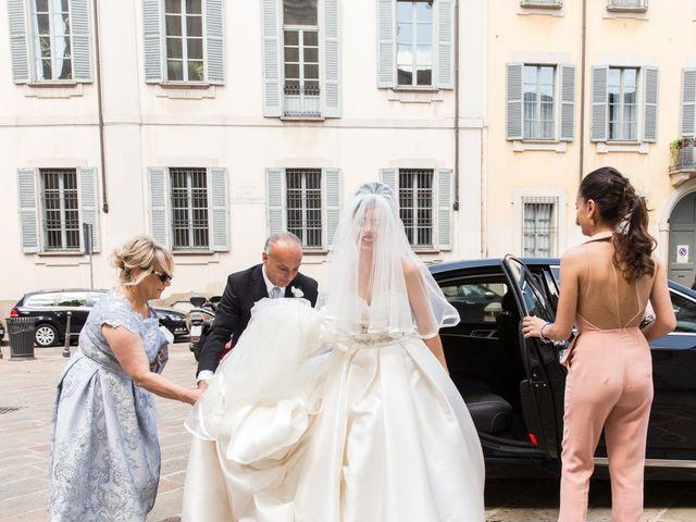 Il matrimonio di Marco e Viviana a Lecco, Lecco 4