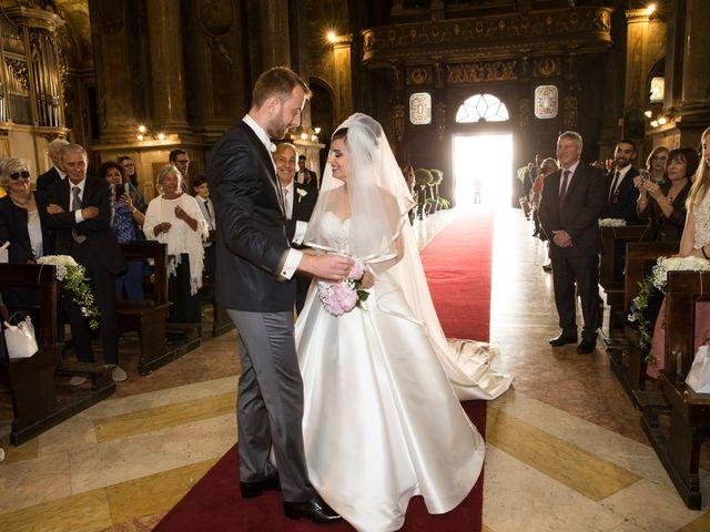 Il matrimonio di Marco e Viviana a Lecco, Lecco 8