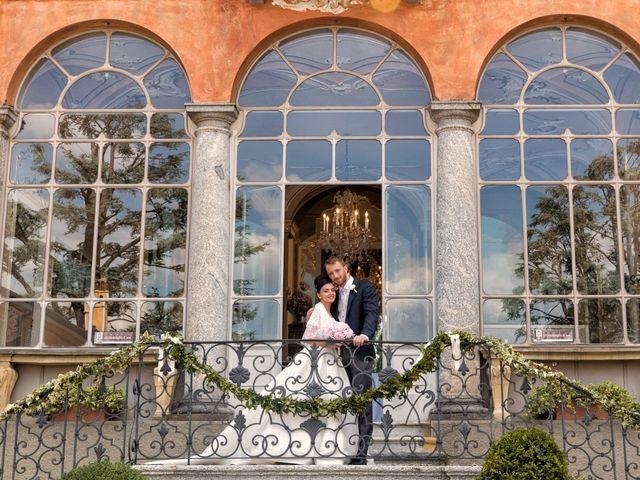 Il matrimonio di Marco e Viviana a Lecco, Lecco 12