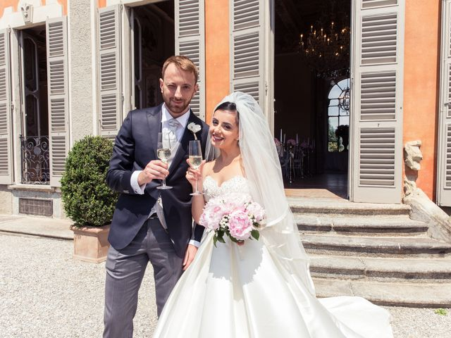 Il matrimonio di Marco e Viviana a Lecco, Lecco 13