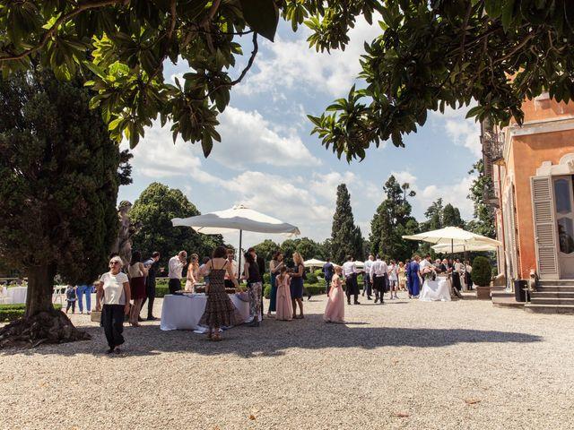 Il matrimonio di Marco e Viviana a Lecco, Lecco 14