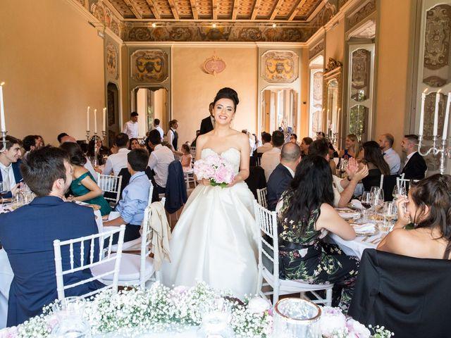 Il matrimonio di Marco e Viviana a Lecco, Lecco 20