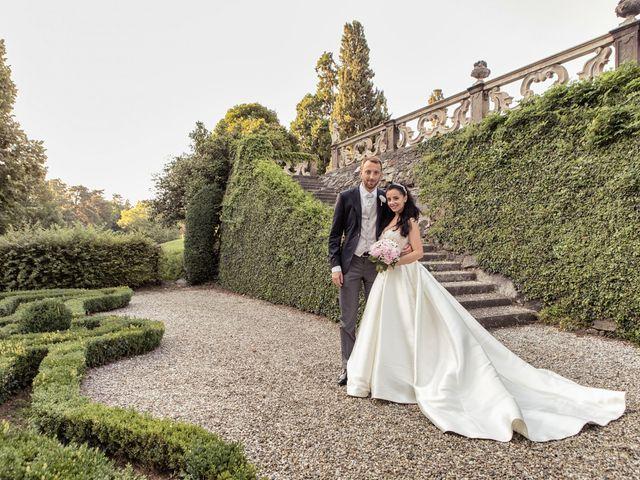 Il matrimonio di Marco e Viviana a Lecco, Lecco 33