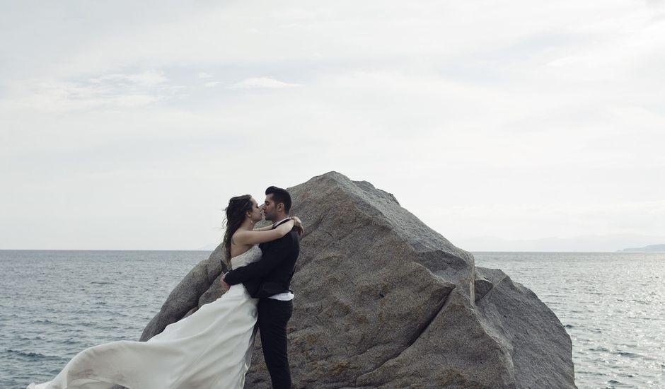 Il matrimonio di marco e viviana a Assemini, Cagliari