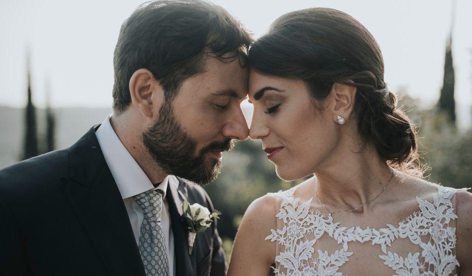 Il matrimonio di Marco e Antonietta a San Casciano in Val di Pesa, Firenze