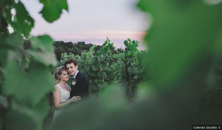 Il matrimonio di Luca e Denise a Scanzorosciate, Bergamo