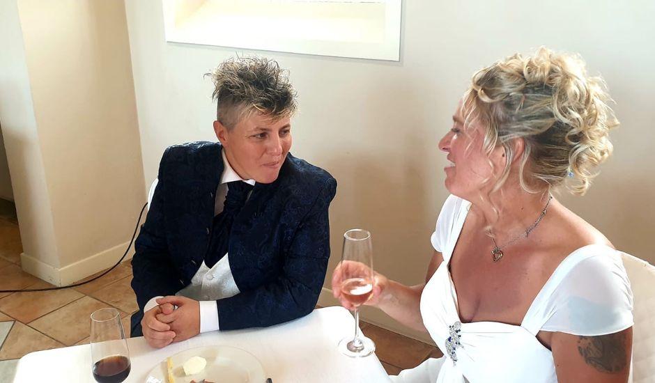 Il matrimonio di Monica e Katia  a Polpenazze del Garda, Brescia