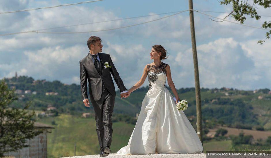 Il matrimonio di Diego e Valentina a Jesi, Ancona