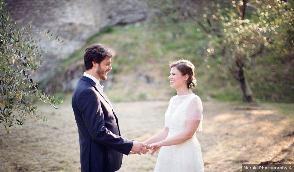 Il matrimonio di Lorenzo e Anna a Bagnone, Massa Carrara