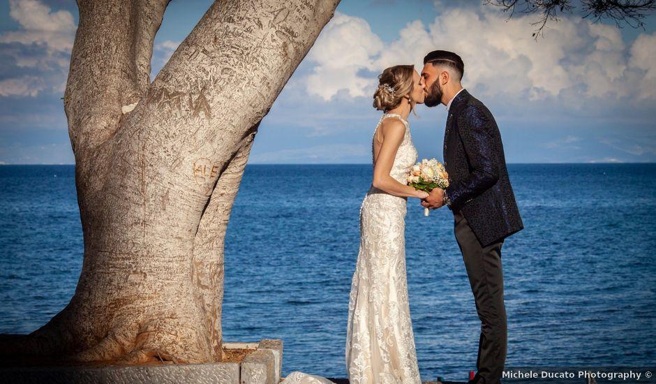 Il matrimonio di Francesco e Giusy a Bagheria, Palermo