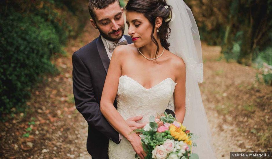 Il matrimonio di Daniele e Maria a Terni, Terni