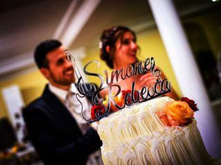 Le nozze di Rebecca e Simone 1