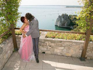 Le nozze di Lara e Massimiliano