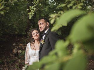 Le nozze di Amanda e Alessandro