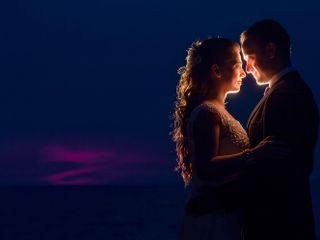 le nozze di Cosimo e Melissa 1