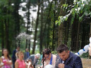 Le nozze di Eleonora e Clay 3