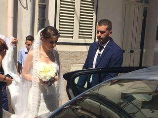 Le nozze di Cristian  e Margaret  2