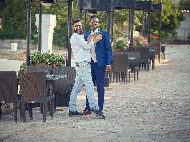 Il matrimonio di Rahoel e Opal a Ostuni, Brindisi 47