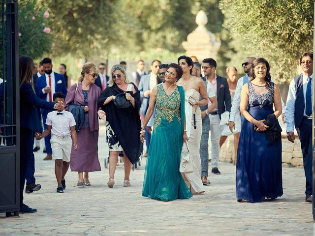 Il matrimonio di Rahoel e Opal a Ostuni, Brindisi 55