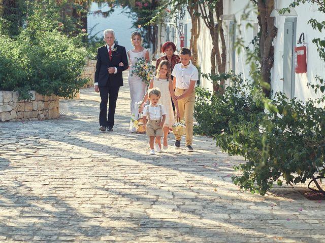 Il matrimonio di Rahoel e Opal a Ostuni, Brindisi 67