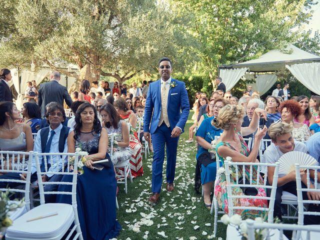 Il matrimonio di Rahoel e Opal a Ostuni, Brindisi 69