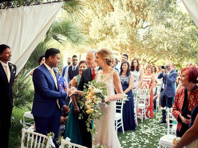 Il matrimonio di Rahoel e Opal a Ostuni, Brindisi 73