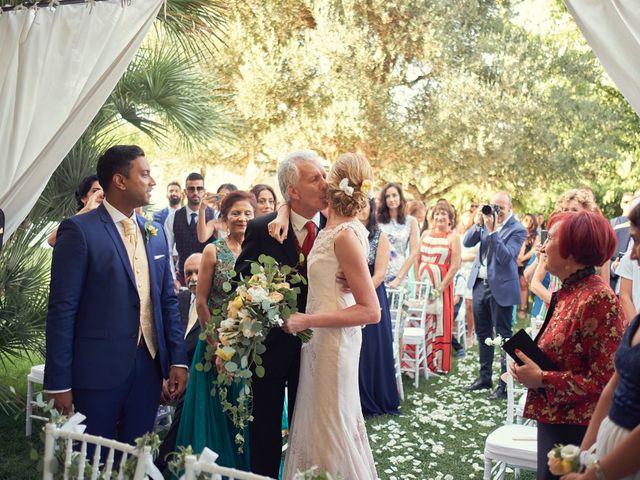 Il matrimonio di Rahoel e Opal a Ostuni, Brindisi 74