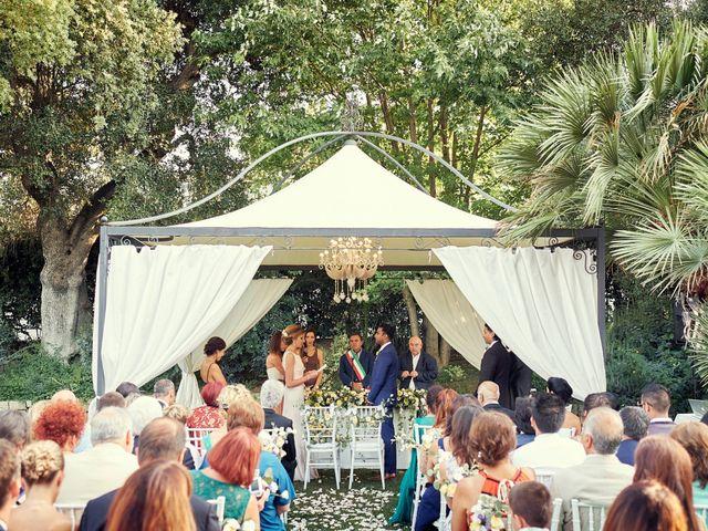 Il matrimonio di Rahoel e Opal a Ostuni, Brindisi 77