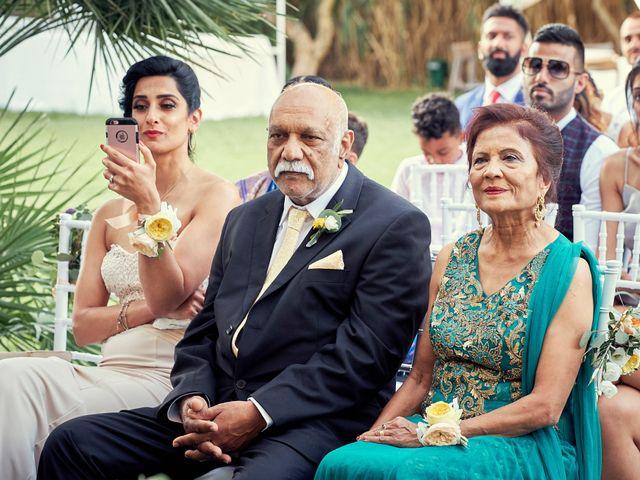 Il matrimonio di Rahoel e Opal a Ostuni, Brindisi 78