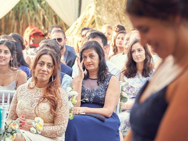 Il matrimonio di Rahoel e Opal a Ostuni, Brindisi 81